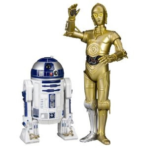 Droids, but not the ones you're looking for.